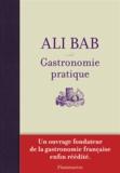 Ali-Bab - Gastronomie pratique.