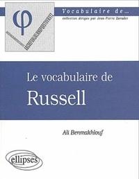 Le vocabulaire de Russell.pdf