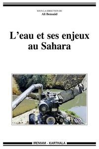Ali Bensaâd - L'eau et ses enjeux au Sahara.