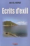 Ali El Kenz - Ecrits d'exil - 1993, 2008....