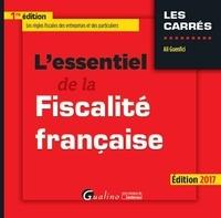 Ali Guenfici - L'essentiel de la fiscalité française.