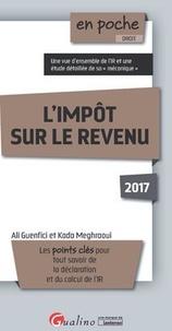Ali Guenfici et Kada Meghraoui - L'impot sur le revenu.