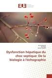 Ali Jendoubi - Dysfonction hépatique du choc septique: De la biologie à l'échographie.