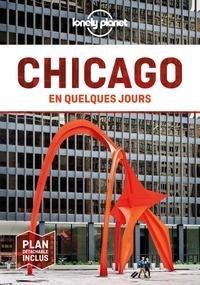 Ali Lemer et Karla Zimmerman - Chicago en quelques jours. 1 Plan détachable
