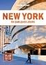 Ali Lemer et Anita Isalska - New York en quelques jours. 1 Plan détachable