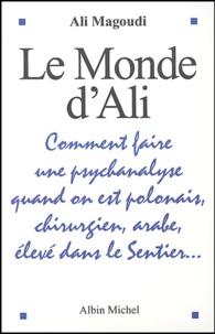 Accentsonline.fr Le monde d'Ali - Comment faire une psychanalyse quand on est polonais, chirurgien, arabe, élevé dans le Sentier... Image