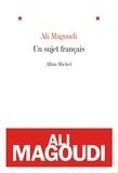 Ali Magoudi - Un sujet français.
