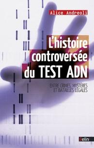Lhistoire controversée du TEST ADN.pdf