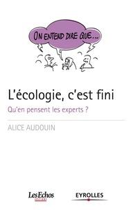 Lécologie, cest fini - Quen pensent les experts ?.pdf