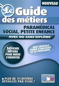 Le guide des métiers paramédical, social, petite enfance.pdf