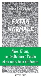 Google livre gratuit télécharger le coin Extra-normale (French Edition) 9782330127473