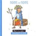 Alice Boulouin et Julien Cornic - Noms de noms ! - Edition français-breton-anglais.