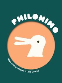 Alice Brière-Haquet et Loïc Gaume - Le Canard de Wittgenstein - Philonimo 6.