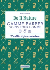 Alice Chavanne et Julie Charles - Gamme barber - Soins pour hommes.