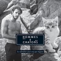 Alice Chaygneaud - Des hommes et des chatons - Le calendrier aussi sexy que mignon.