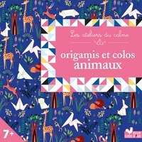 Alice De Page et Jean-Gabriel Jauze - Origamis et colos animaux.