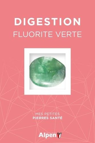 Alice Delvaille - Coffret digestion - Contient une fluorite verte.