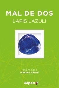 Alice Delvaille - Mal de dos - Lapis lazuli.