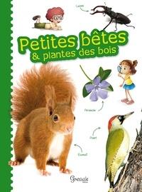 Alice Delvaille - Petites bêtes & plantes des bois.