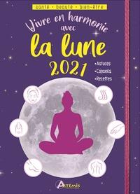Galabria.be Vivre en harmonie avec la lune 2021 Image