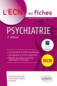 Alice Deschenau et Clément Dondé - Psychiatrie.