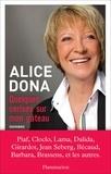 Alice Dona - Quelques cerises sur mon gâteau.