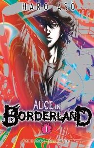 Haro Asô - Alice in Borderland T01.