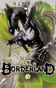 Haro Asô - Alice in Borderland T02.