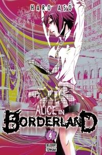 Haro Asô - Alice in Borderland T04.