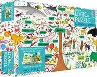 Alice James et Mara Hernàndez - Le monde du vivant - Coffret Livre et puzzle.