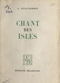 Alice Joyau Dormoy et Émile Lodéon - Chant des Isles.