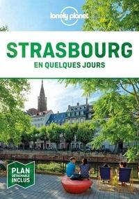 Alice Kindmann-Martin - Strasbourg en quelques jours. 1 Plan détachable