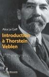Alice Le Goff - Introduction à Thorstein Veblen.