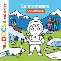 Alice Le Hénand et Mathieu Demore - Les châteaux forts - Coloriage.