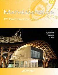 Accentsonline.fr Mathématiques 1re Bac technologique STAV Image
