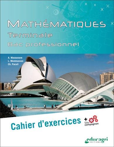 Alice Masounave - Mathématiques Tle Bac professionnel - Cahier d'exercices.