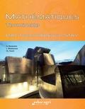 Alice Masounave et Lionel Montmasson - Mathématiques Tle Bac technologique STAV.