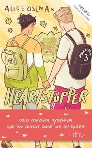 Alice Oseman - Heartstopper - Tome 3 - Un voyage à Paris.