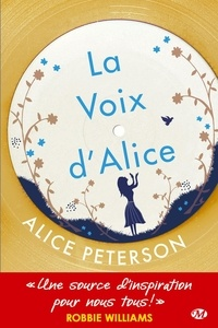 Alice Peterson - La voix d'Alice.