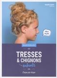 Alice Peuple - Tresses & chignons enfants - Etape par étape.