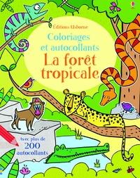 Alice Primmer et Federica Iossa - La forêt tropicale.