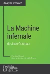 Alice Renard et Niels Thorez - La Machine infernale de Jean Cocteau (Analyse approfondie) - Approfondissez votre lecture des romans classiques et modernes avec Profil-Litteraire.fr.