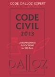 Alice Tisserand-Martin et Georges Wiederkehr - Code civil 2013. 1 Cédérom