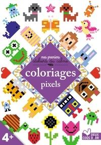 Histoiresdenlire.be Colos mystères pixels et codes Image