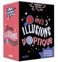 Alice Vettoretti et Katya Longhi - Mes 3 illusions d'optique - Avec 11 images bluffantes et 1 loupe.