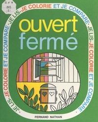 Alice Voillereau et Davis Grebu - Ouvert, fermé.