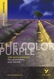 Alice Walker - The color purple.