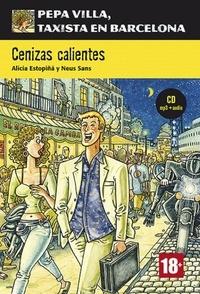 Alicia Estopiña et Neus Sans - Cenizas calientes. 1 CD audio