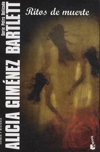 Alicia Giménez Bartlett - Ritos de muerte.