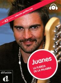 Alicia Lopez - Juanes - La fuerza de la palabra. 1 CD audio